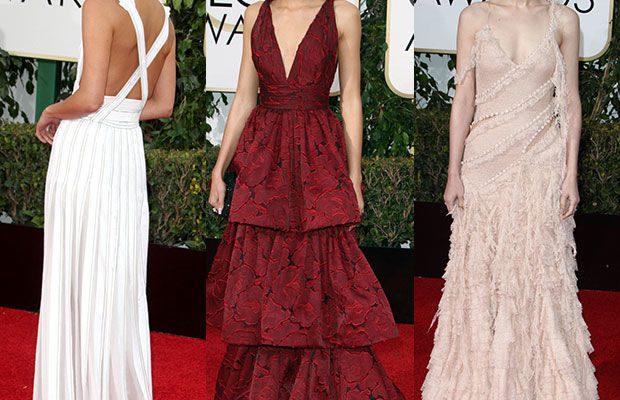 Fashion Recap: 2016 Golden Globes Red Carpet