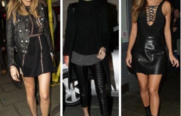 Celebrity Street Style of the Week: Cara Delevingne, Gigi Hadid, & Nicole Scherzinger