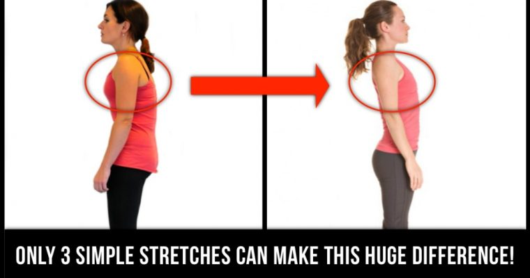 Fix Your Rounded Shoulders With A Mat And A Door Frame