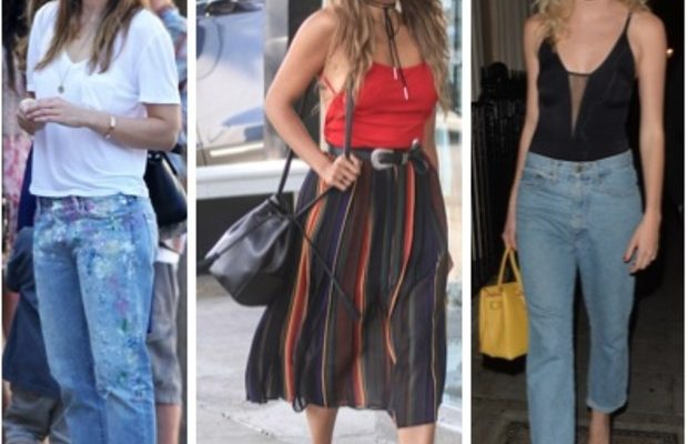 Celebrity Street Style of the Week: Jessica Biel, Kat Graham, and Pixie Lott