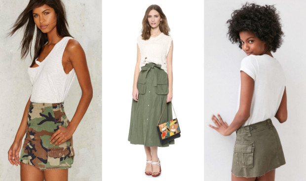 Would You Wear… a Cargo Skirt?