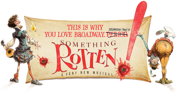 Stage-Inspired Fashion: Something Rotten!