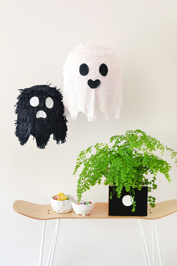 5 Last-Minute DIY Halloween Decorations