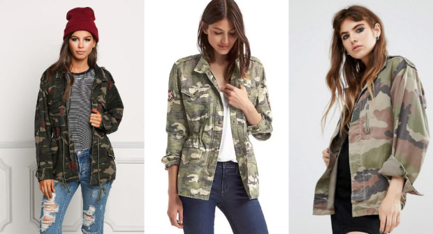 Would You Wear… a Camouflage Utility Jacket?