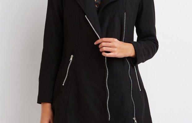 Fabulous Find of the Week: Charlotte Russe Moto Coat