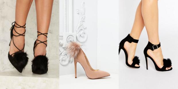 Would You Wear… Pom Pom Stilettos?