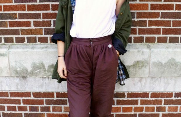 Looks on Campus: Devin – Michigan State University