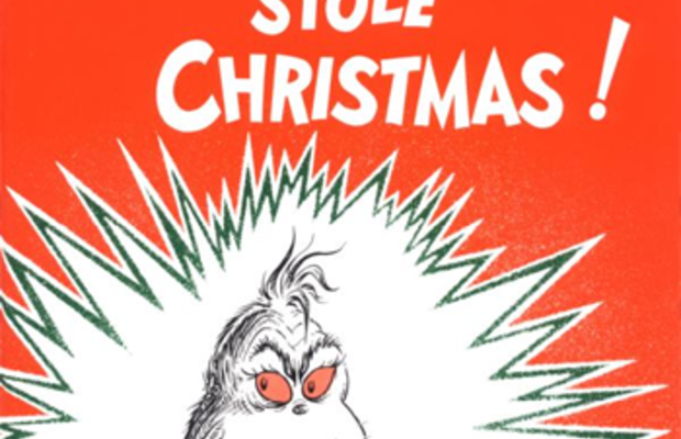 Book-Inspired Fashion: How the Grinch Stole Christmas
