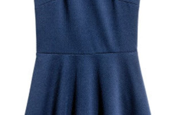 Fabulous Find of the Week: H&M Textured Dress
