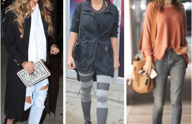 Celebrity Street Style of the Week: Kat Graham, Hannah Jeter, & Alessandra Ambrosio