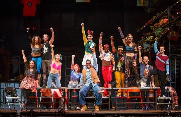 Stage-Inspired Fashion: Rent