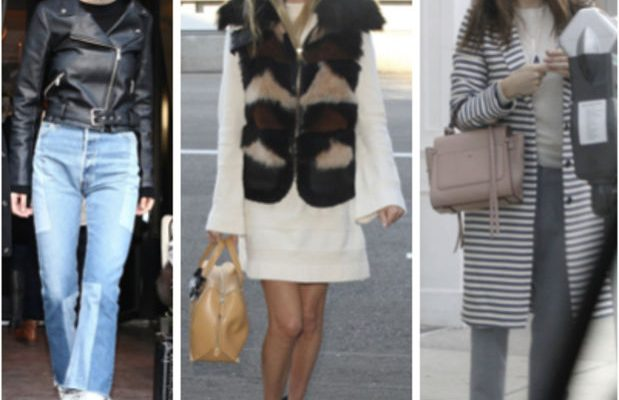 Celebrity Street Style of the Week: Bella Hadid, Kate Bosworth, & Jessica Biel