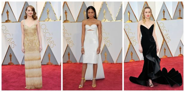 Fashion Recap: 2017 Academy Awards Red Carpet