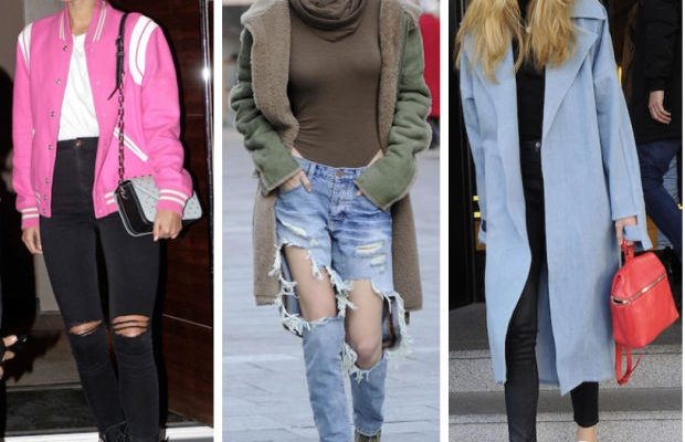 Celebrity Street Style of the Week: Taylor Hill, Gigi Hadid, & Romee Strijd