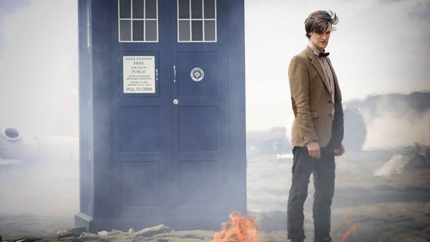 "What ""Doctor Who"" Can Teach You About Reinventing Your Style"