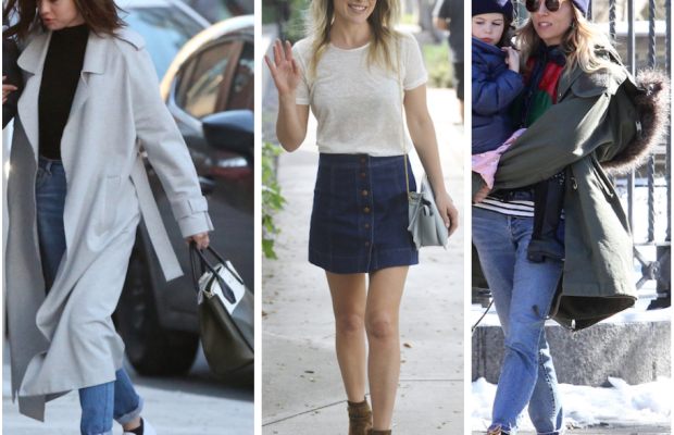 Celebrity Street Style of the Week: Selena Gomez, Ali Larter, & Sienna Miller