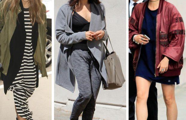 Celebrity Street Style of the Week: Jessica Alba, Jenna Dewan Tatum, and Nathalie Emmanuel