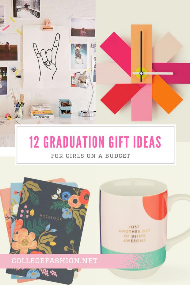 12 Stylish & Affordable Gift Ideas for Graduates
