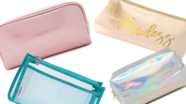5 Makeup Bag Must-Haves for the Commuting College Girl