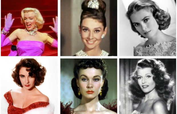 The CF Guide to Recreating Old Hollywood Beauty