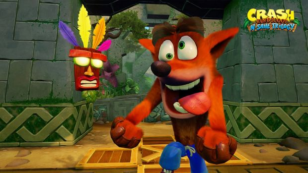 Video Game Fashion: Crash Bandicoot
