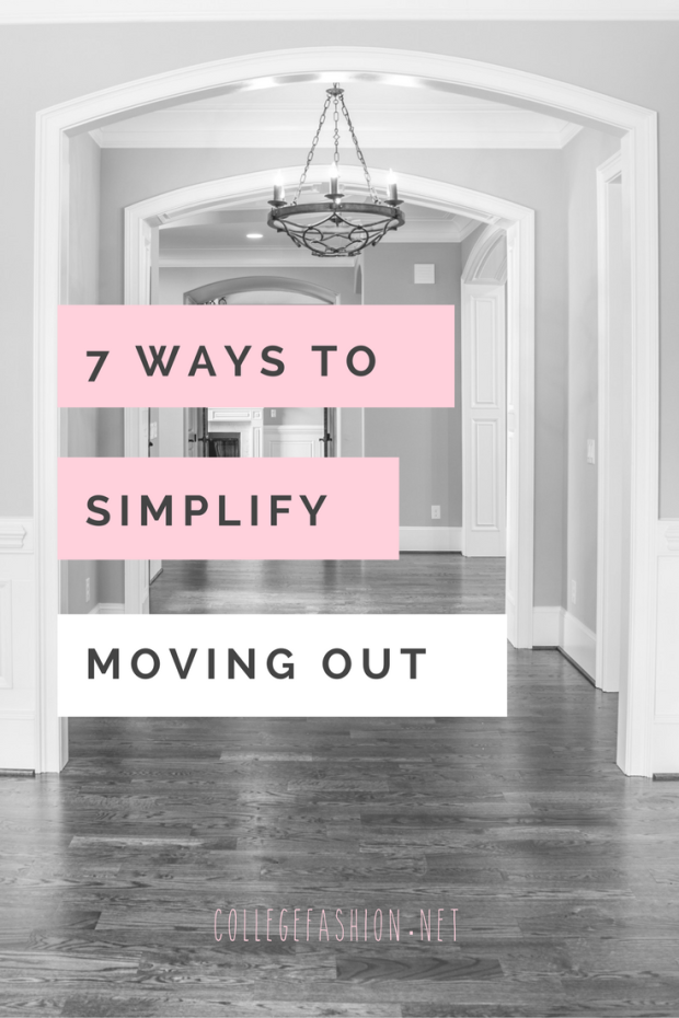 Pack Like a Pro: 7 Ways to Simplify the Moving Out Process