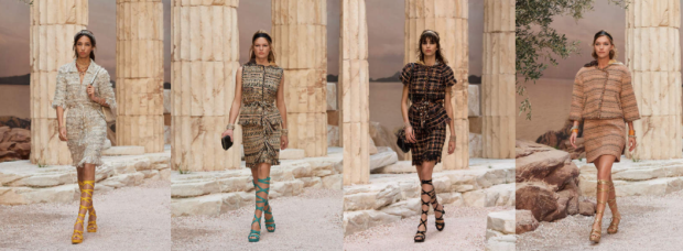 Runway Looks For Less: Chanel Resort 2018