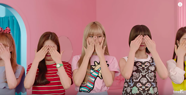 "K-Pop Fashion Inspiration: Oh My Girl's ""Liar Liar"" Music Video"
