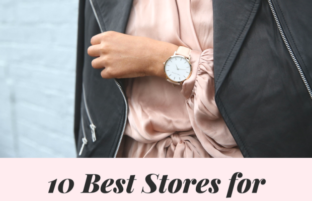 Top 10 Best Stores for Fashion on a Budget