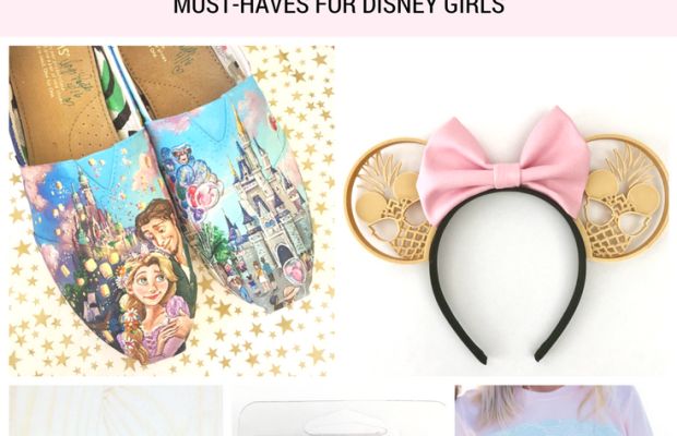 Top 5 Disney-Inspired Small Shops: Part 3