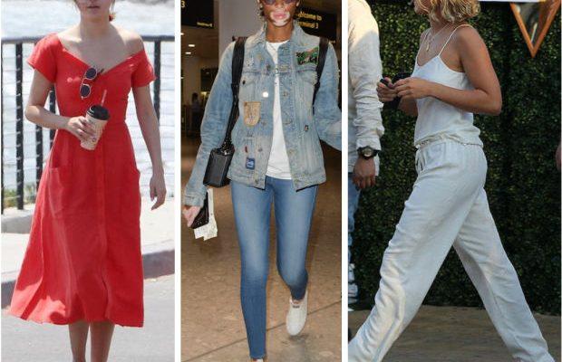 Celebrity Street Street of the Week: Selena Gomez, Winnie Harlow, & Sofia Richie