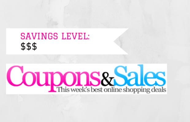 Coupons & Sales: Week of 8/11/17