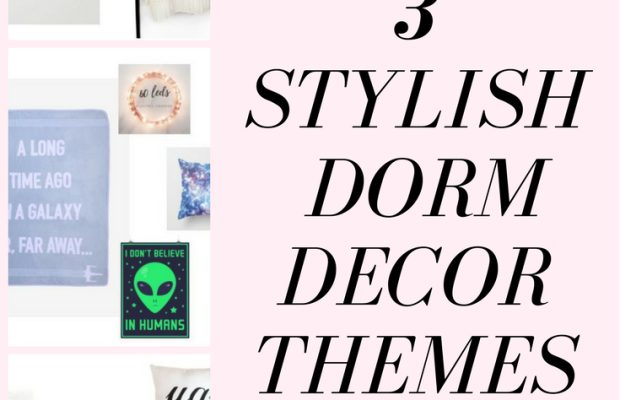 3 Ways to Decorate Your Dorm According to Your Personal Aesthetic