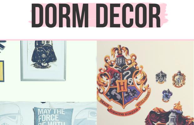 Dorm Decorating: Geek Chic Edition
