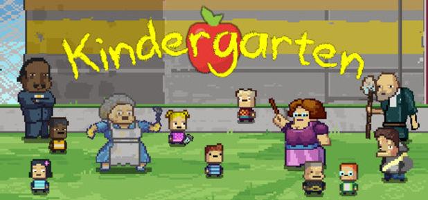 Video Game Fashion: Kindergarten