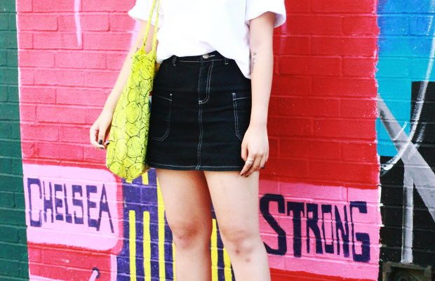Looks on Campus: Xiao – Fashion Institute of Technology
