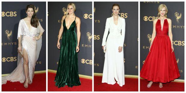 Fashion Recap: 2017 Emmy Awards