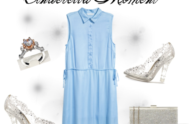 Your Cinderella Moment is Waiting for This Satin Dress