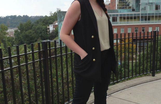 Looks on Campus: Bree – West Virginia University