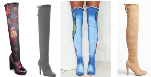 Why Over-the-Knee Boots Are Our Faves This Season (Plus Outfit Ideas!)