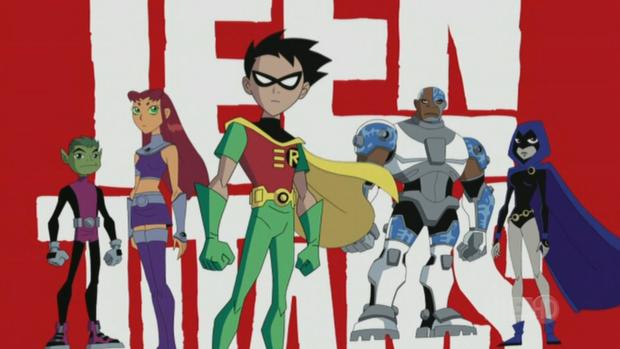 Sunday Morning Cartoons: Teen Titans