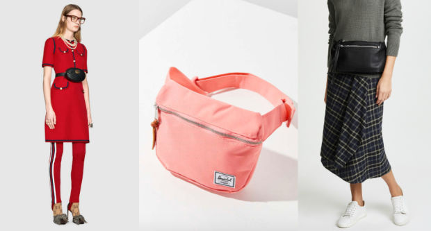 Would You Wear… a High-Fashion Fanny Pack?