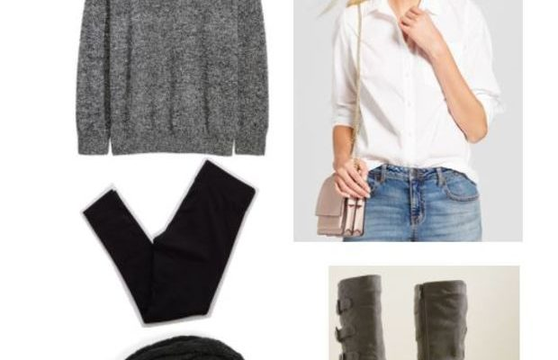 3 Outfits to Pack for Your Thanksgiving Travels