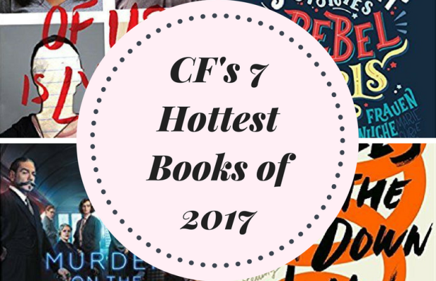 CF Roundup: The 7 Hottest Books of 2017