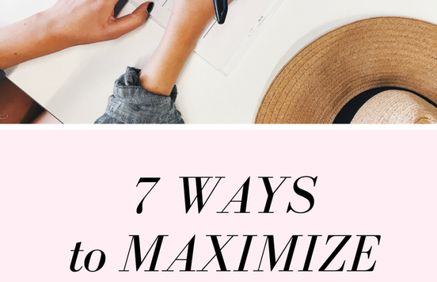 7 Ways to Maximize Your Study Efficiency Without Losing Sleep