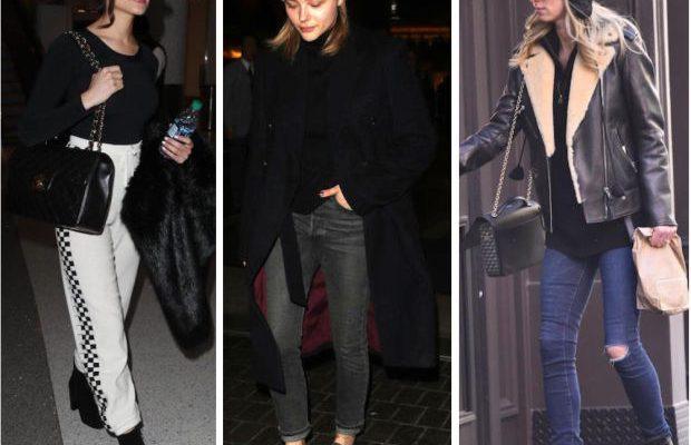 Celebrity Street Style of the Week: Olivia Culpo, Chloe Grace Moretz, & Nicky Hilton