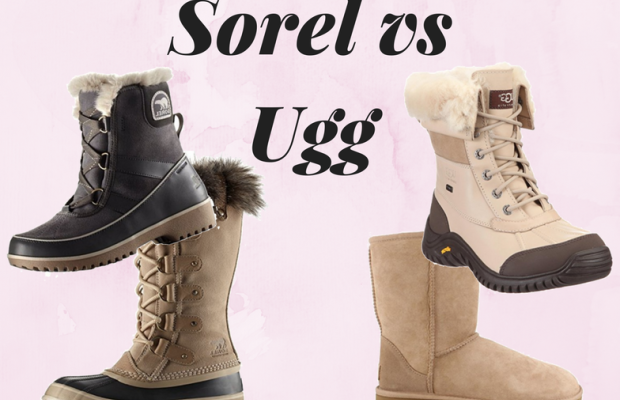 Sorel Boots vs. UGG Boots