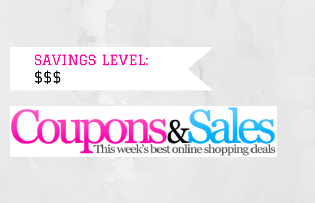 Coupons & Sales: Week of 2/16/18