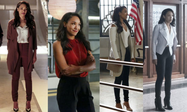 Style Inspiration: The Flash's Iris West