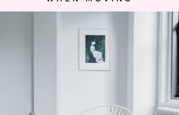 New Apartment, New You: 5 Things to Do First When Moving to a New Place